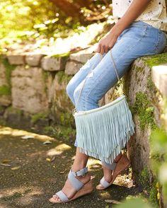 fringe purse with chain strap spring color stitchfixcomreferral6233900 pinterest pearlxoxoxo