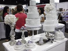 Wedding Cake Expo Displays | Login or Register to create a free account to be able to save your ...