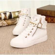Resultado de imagem para sneakers feminino branco