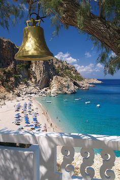 Kyra Panagia beach in Karpathos, Greece Places To Travel, Places To Visit, Zakynthos, Myconos, Places In Greece, Beach Please, Greece Islands, Greece Travel, Places Around The World