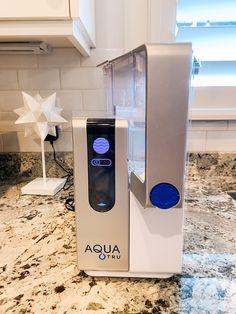 AquaTru Discount Code | Epstein-Barr Virus by popular Utah lifestyle blog, A Slice of Style: image of a Aqua Tru. Energy Smoothies, Celery Juice, Eating Organic, Super Healthy Recipes, Blog Tips, Joyful, Lifestyle Blog, Utah, Aqua