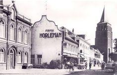 Wilhelminaplein Boxmeer (jaartal: 1960 tot 1970) - Foto's SERC