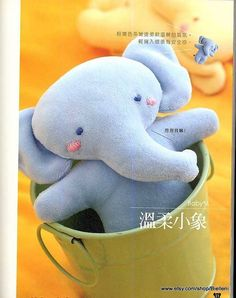 Patchwork Dolls Japanese Ebook Pattern FAB08 Instant by Bielleni, €2.00