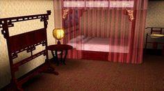 【素材】背景素材(有古风,有现代,更新不... Landscape Background, Valance Curtains, Building, Apps, Home Decor, Decoration Home, Room Decor, Buildings, App