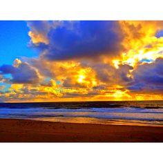 Hermosa Beach Sky