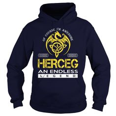 Of Course I'm Awesome HERCEG An Endless Legend Name Shirts #gift #ideas #Popular #Everything #Videos #Shop #Animals #pets #Architecture #Art #Cars #motorcycles #Celebrities #DIY #crafts #Design #Education #Entertainment #Food #drink #Gardening #Geek #Hair #beauty #Health #fitness #History #Holidays #events #Home decor #Humor #Illustrations #posters #Kids #parenting #Men #Outdoors #Photography #Products #Quotes #Science #nature #Sports #Tattoos #Technology #Travel #Weddings #Women