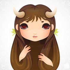 My collection of zodiac signs. Illustrations June and July Zodiac Symbols, Zodiac Art, Astrology Zodiac, Taurus Daily Horoscope, August Horoscope, Taurus Funny, Different Zodiac Signs, Taurus Traits, Taurus Moon