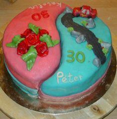 Narancsos-Fahéjas tiramisu torta 20 szeletes Birthday Cake, Candy, Bar, Birthday Cakes, Sweets, Candy Bars, Cake Birthday, Chocolates