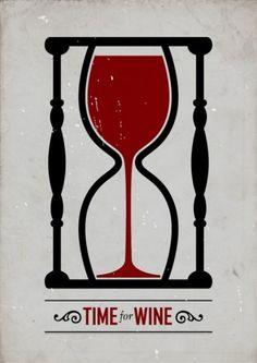 It's time for wine. It's 5 o'clock somewhere! Happy #WW #WineWednesday