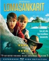 Lomasankarit (Blu-ray) 17,95€