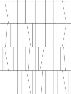 Groove Facade Design, Floor Design, Tile Design, Floor Patterns, Wall Patterns, Textures Patterns, Stone Cladding, Wall Cladding, Tiles Texture
