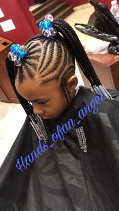 Hairstyles braids Cute 20 cornrows for kids hairstyles - Diy plant stand - . Cute 20 cornrows for kids hairstyles - Diy plant stand - Little Girl Braid Styles, Kid Braid Styles, Little Girl Braids, Black Girl Braids, Braids For Kids, Kids Braids With Beads, Kid Braids, Girl Hair Braids, Cornrow Styles For Kids