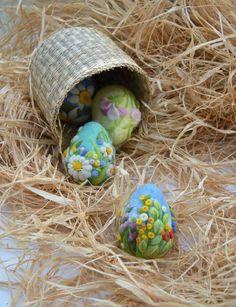 Easter felting