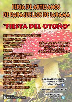 Mundanita: Feria de Artesanos de Paracuellos de Jarama