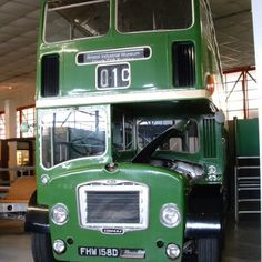 Used in the city of Bristol, the bus was built in 1966 and was withdrawn from use in 1983. The bus type is a Bristol FLF6B (meaning Flat floor, Long body, Front entrance). The engine type is BVW. Capacity is 73 people