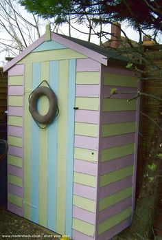 seaside shed entrant for shed of the year 2012