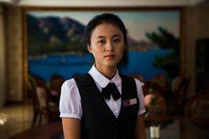 아름다움에는 국경이 없다: 북한의 여성들(화보)