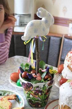 Пасха: идеи для украшения дома и сервировки стола - Ярмарка Мастеров - ручная работа, handmade