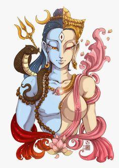 ardhanari_shvara_by_in_sine.jpg (752×1063)
