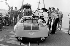 1970 Mercedes-Benz C 111 Image