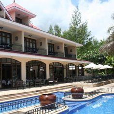 @Expert Africa at Mahe Island, Seychelles - Wharf Hotel