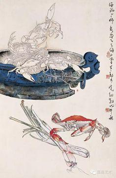 鄭乃珖寫 Japanese Art Modern, Japanese Drawings, Japanese Prints, Japan Painting, Ink Painting, Japanese Illustration, Coffee Painting, Japanese Calligraphy, China Art