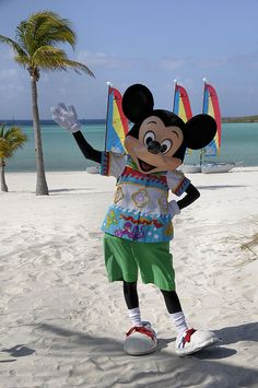 Island Vacation Mickey | Flickr - Photo Sharing!