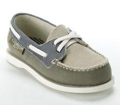 OshKosh B'gosh Alex Boat Shoes, $20
