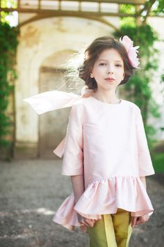 Aristocrat Kids - a Royal Tale. Spring-summer 2016 collection.