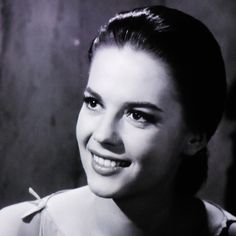 """Natalie Wood as 'Monique' in """"Kings Go Forth"""" (1958)"""