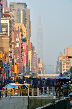 #Taipei101 was the world's tallest building since 2004 to 2010. #Taipei #Taiwan