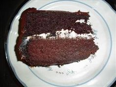 Moist Chocolate Cake   Diabetic Friendly Desserts  diabetic recipes