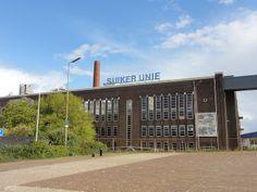 Oude suikerfabriek Puttershoek