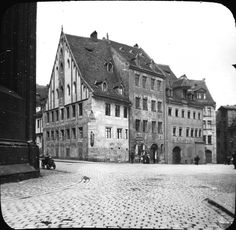 Nürnberg Good Old Times, Medieval Town, Bavaria Germany, Old City, Historical Photos, Old Town, Wwii, Building, Places