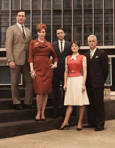 "When ""Mad Men"" returned on AMC for season 3, the characters picked up in spring of 1963."