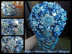 Something Blue Bouquet