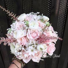 wedding bouquet, hoa cầm tay cô dâu, vintage, vietnam, wedding flower