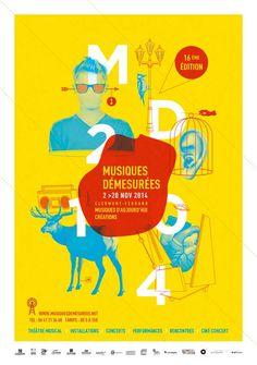 16e festival des Musiques Démesurées