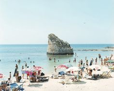 SURF? Or...  Photographs by Massimo Vitali at Bonni Benrubi Gallery