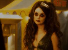 Sarah Brightman in Repo the Genetic Opera: costuming, makeup, hair...just yes