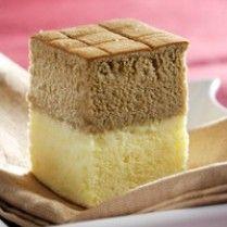 tiramisu cotton cake