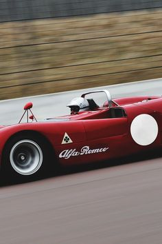 He probably won, he's driving an Alfa...prejudiced...could be.
