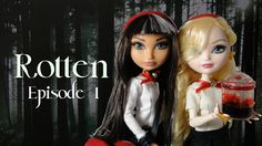 "Ever After High Stopmotion ""Rotten"" (Episode 1) *FOR MATURE AUDIENCES*"