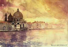 By Maja Wronska. Totally captures Venice.