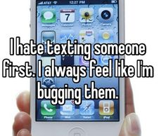 15 Stupidly Accurate Confessions About Texting Anxiety