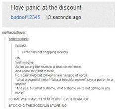 I don't listen to Panic!At The Disco, but this is still funny :)