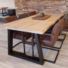 Mesas de comedor de madera natural   Comedores   Pinterest   Mesas ...