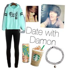 """""""deefizzy date ♥"""" by anayim5 ❤ liked on Polyvore featuring rag & bone and Accessorize"""