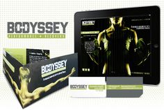 Read more about how we created a new, unique #fitness brand for Bodyssey Performance + Recovery on our blog. #branding