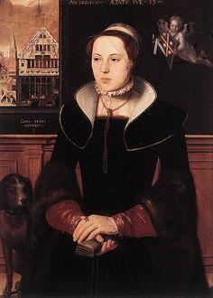 Portrait of Jacquemyne Buuck-1551